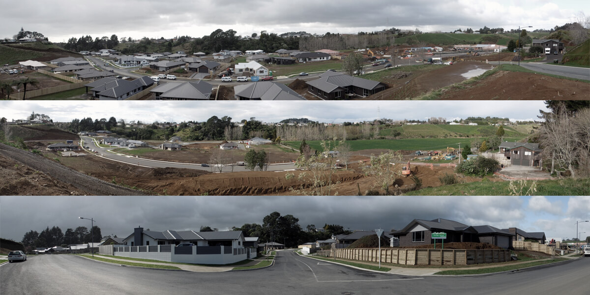 Residential Land Development Fernbrook Drive. Planning & Resource Management Engineering Surveying and Project management.