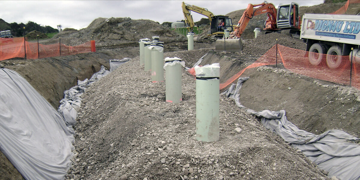 Gas Pipeline Monitoring Surveys